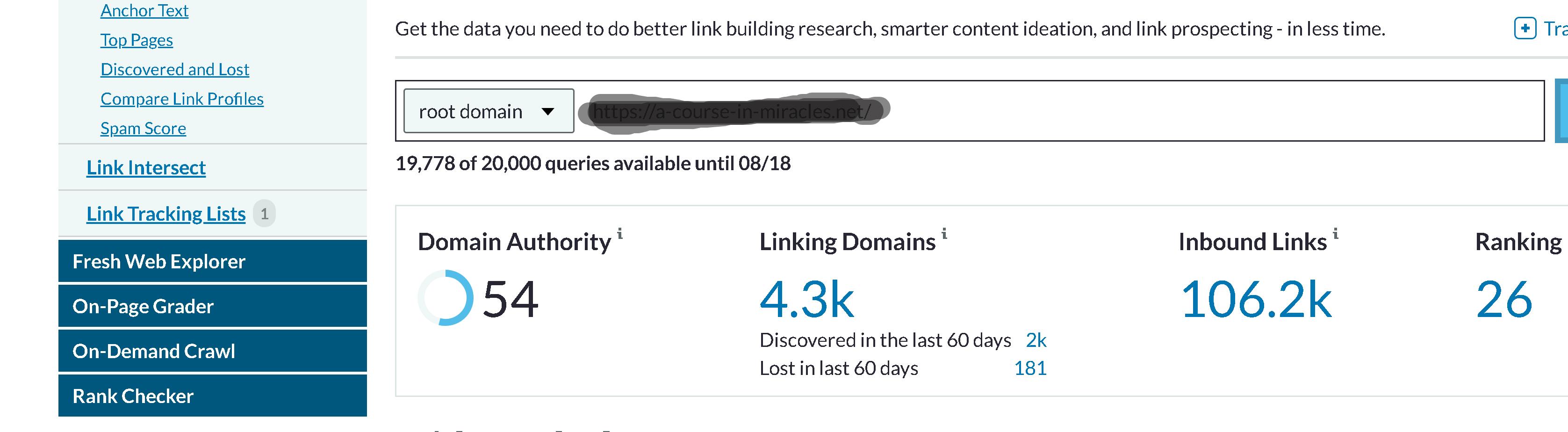 increase moz da domain authority 50 plus in 15 days
