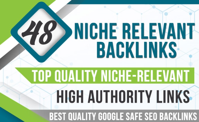 I will do 48 niche relevant backlinks low obl manual blog comments