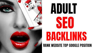 I Will do 18+ Adult site 300+ Dofollow Backlinks Up to pr9 for rank on Google