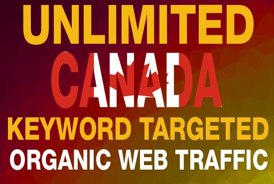 drive 25000 CANADA genuine real traffic
