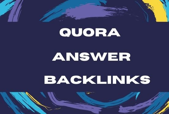 promote your website with 5 high quality quora answers