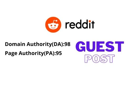 Write and publish Guest Post on Reddit with permanent Link