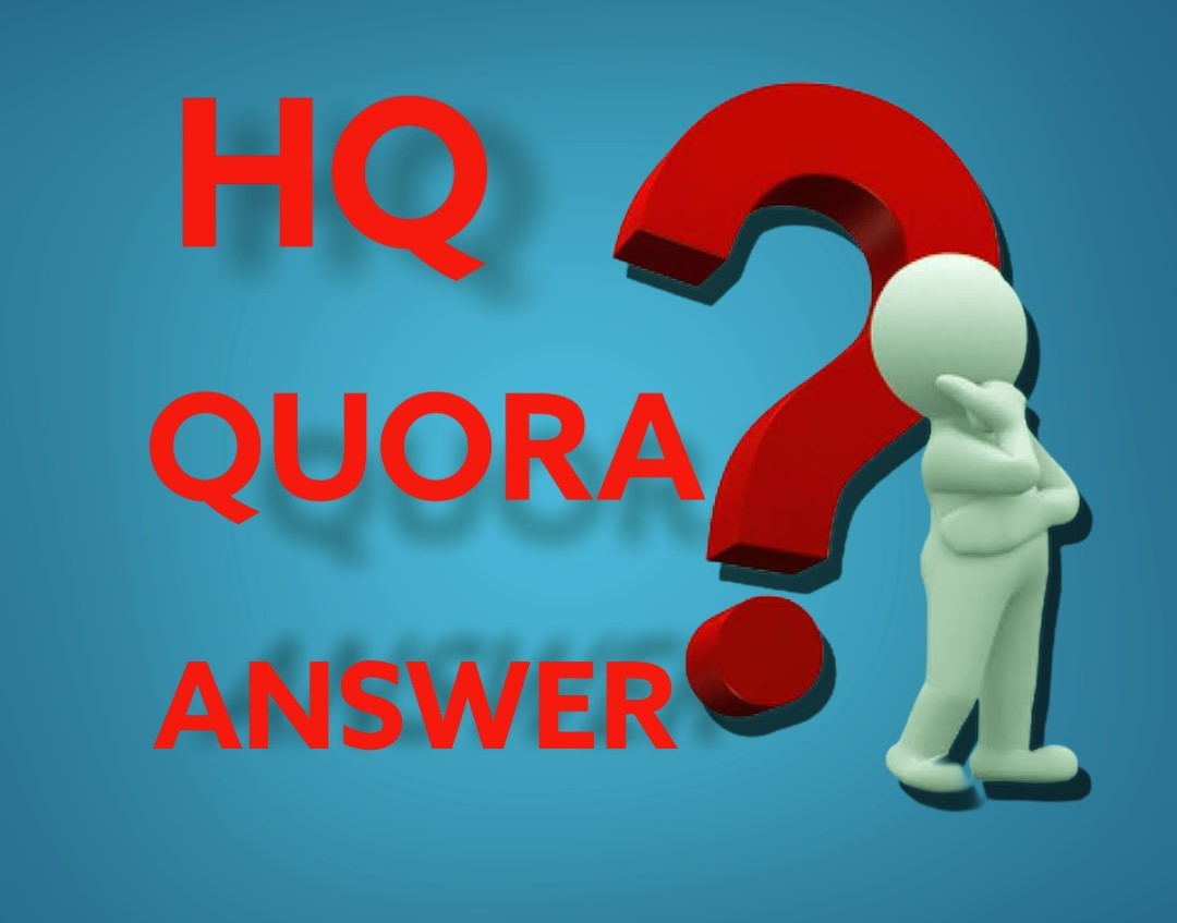 Promoting your website with 5 High Quality Quora Answer posting.