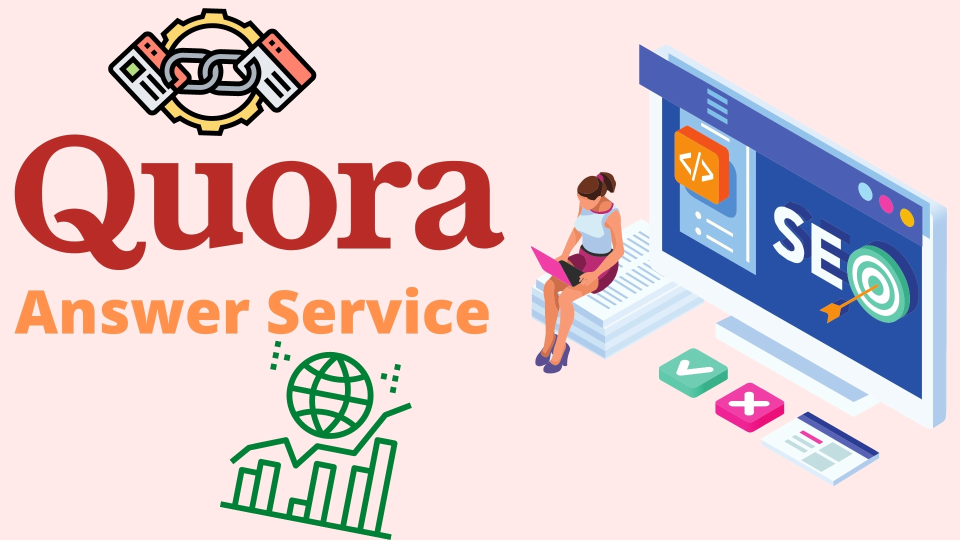 Get 20 high quality Quora answer to promote your Website