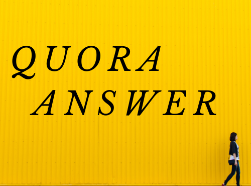 Promote your website 10 Quora Answer with unique Article