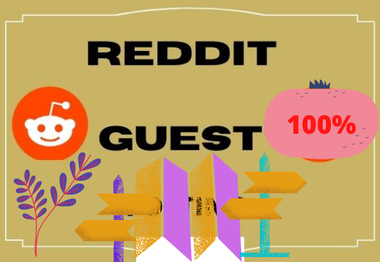 Promote Website with 10 High Quality Reddit Guest Post