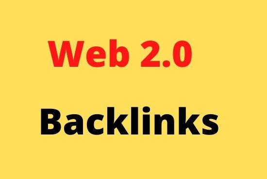 30 High Authority manual Web 2 .0 Backlinks