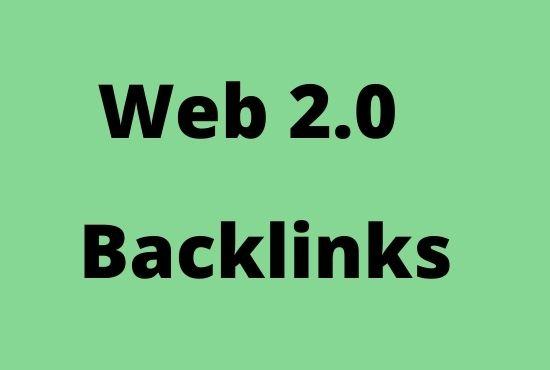 30 High Authority manual Web 2.0 Backlinks
