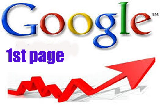 Rank your website on Google 1st page guaranteed