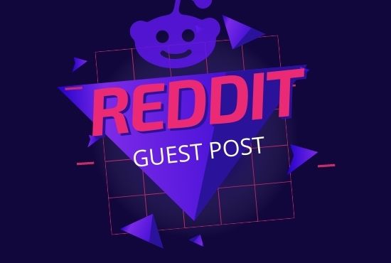 Write and publish 10 guest post Reddit. com with your keyword and backlink
