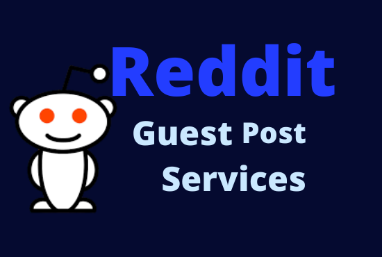 SEO friendly Write And Publish 10 Reddit Guest Post DA 91, PA 90