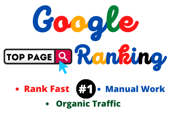 I will complete monthly SEO service with High-Quality backlinks for google 1st ranking for