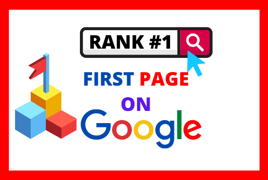 Offer Powerful Whit-Hat method for google 1st Page your Website