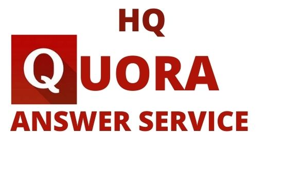 I will give 10 High Quality Quora Answer with Keyword and URL