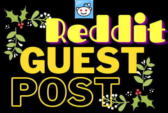 I will write and publish 10 guest posts
