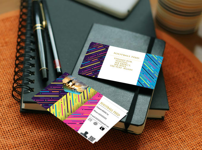 make all kind of a business card within 2 days