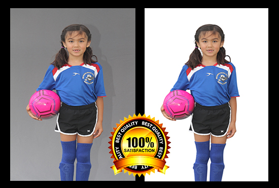 I will do background removal,  white background,  transparent or cut out