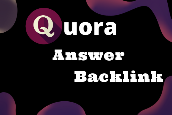 I will provided 20 HQ Quora Answers with your Keyword and URL