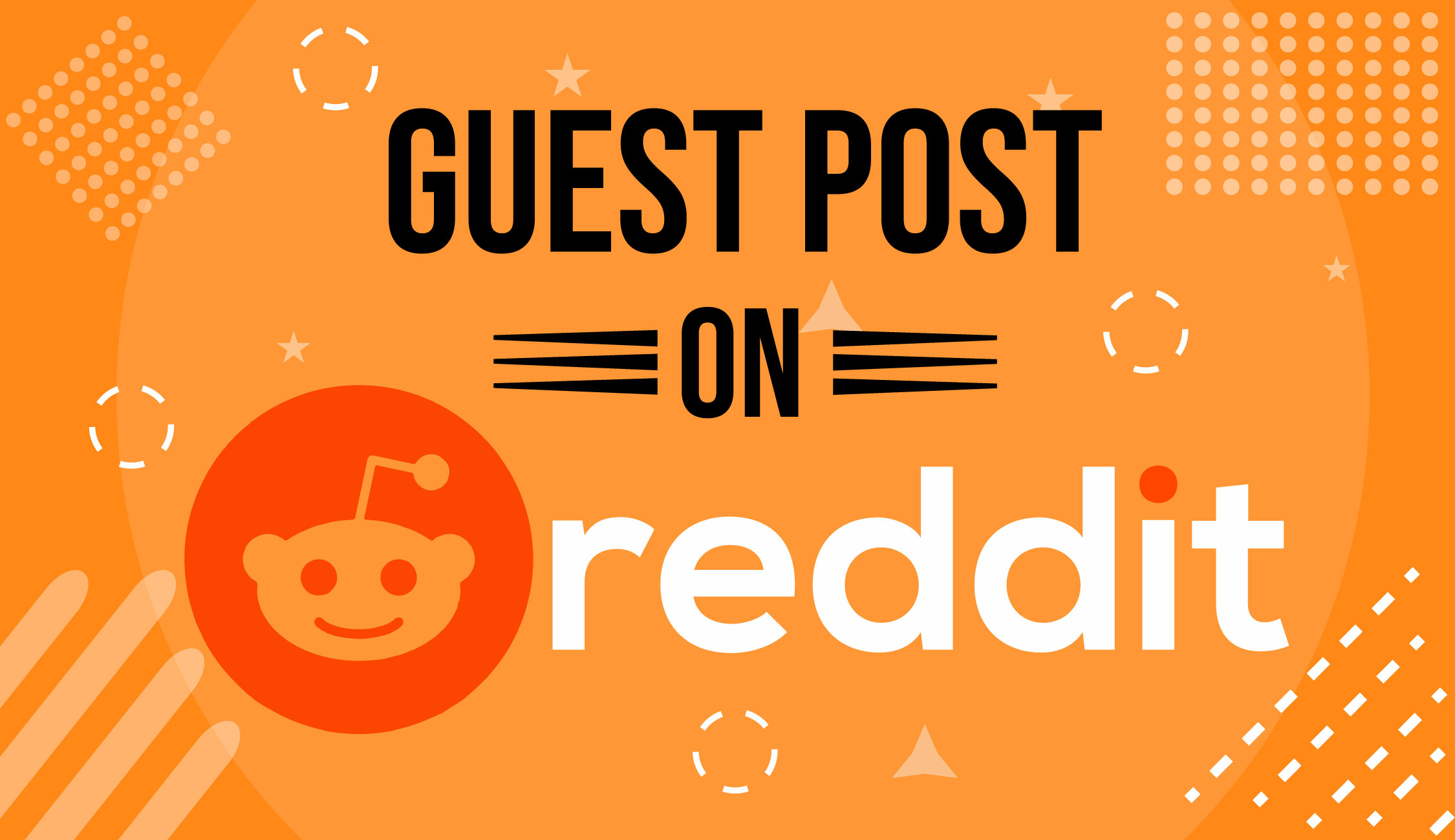 Promote your website by publishing 5HQ Guest Blog Post on reddit. com