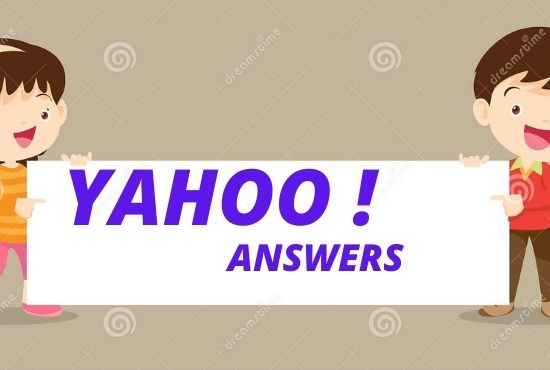 Provide 10 Unique yahoo answers for Boost your website