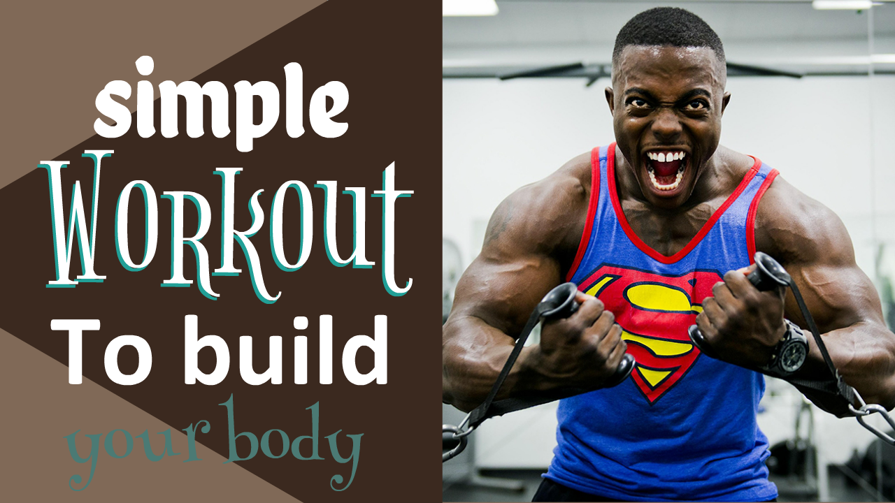 Health and fitness thumbnails for youtube