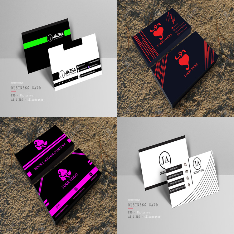I will design professional business card and visiting card