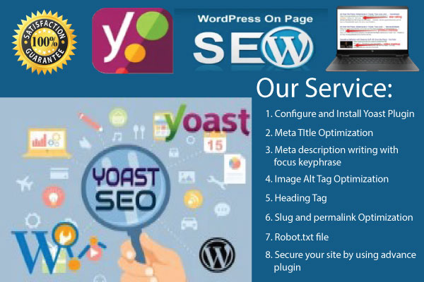 I can set up and configure Yoast SEO WordPress for top ranking