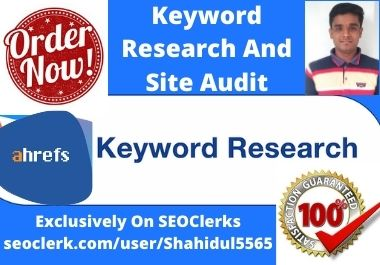30 low competitive SEO keywords research and competitor analysis