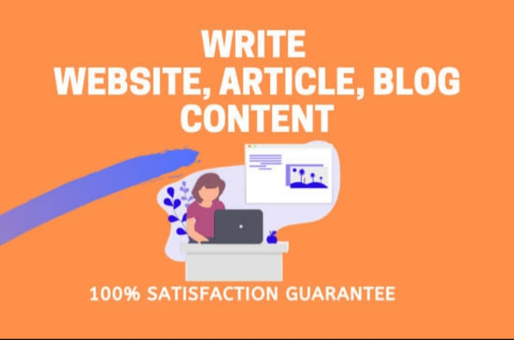 5Years Article Writing, Blogs and content Experienced