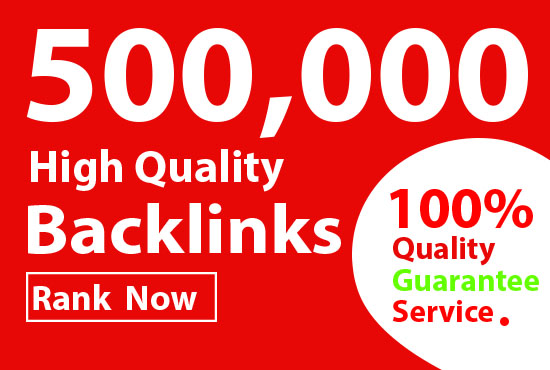 I will Create 500k GSA Backlink for paster link juice and ranking