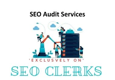I will provide expert SEO Audit and competitor analysis report for your wesite.
