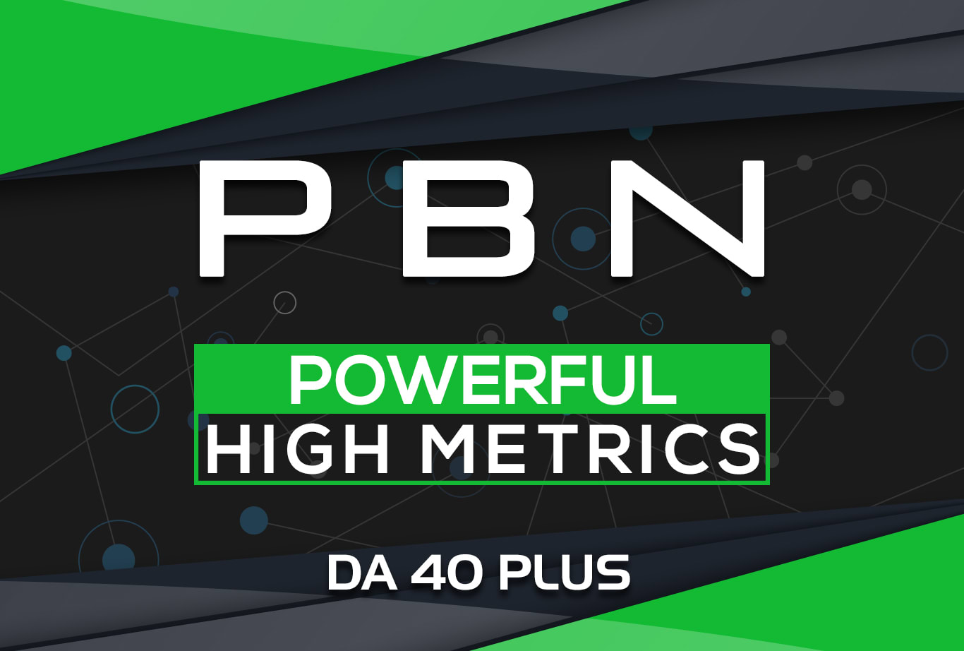 Get Powerfull 9 parmanent Backlink and PBN with High DA 35-40+ on your Homepage with unique web