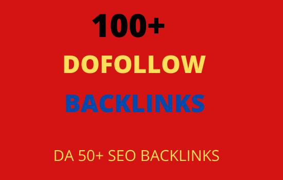 I will do contextual SEO do-follow back-links link building service