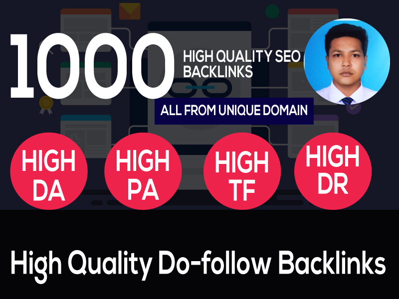 Best 1000 PBN Link Building Service. That Works By Quality Backlinks for Ranking