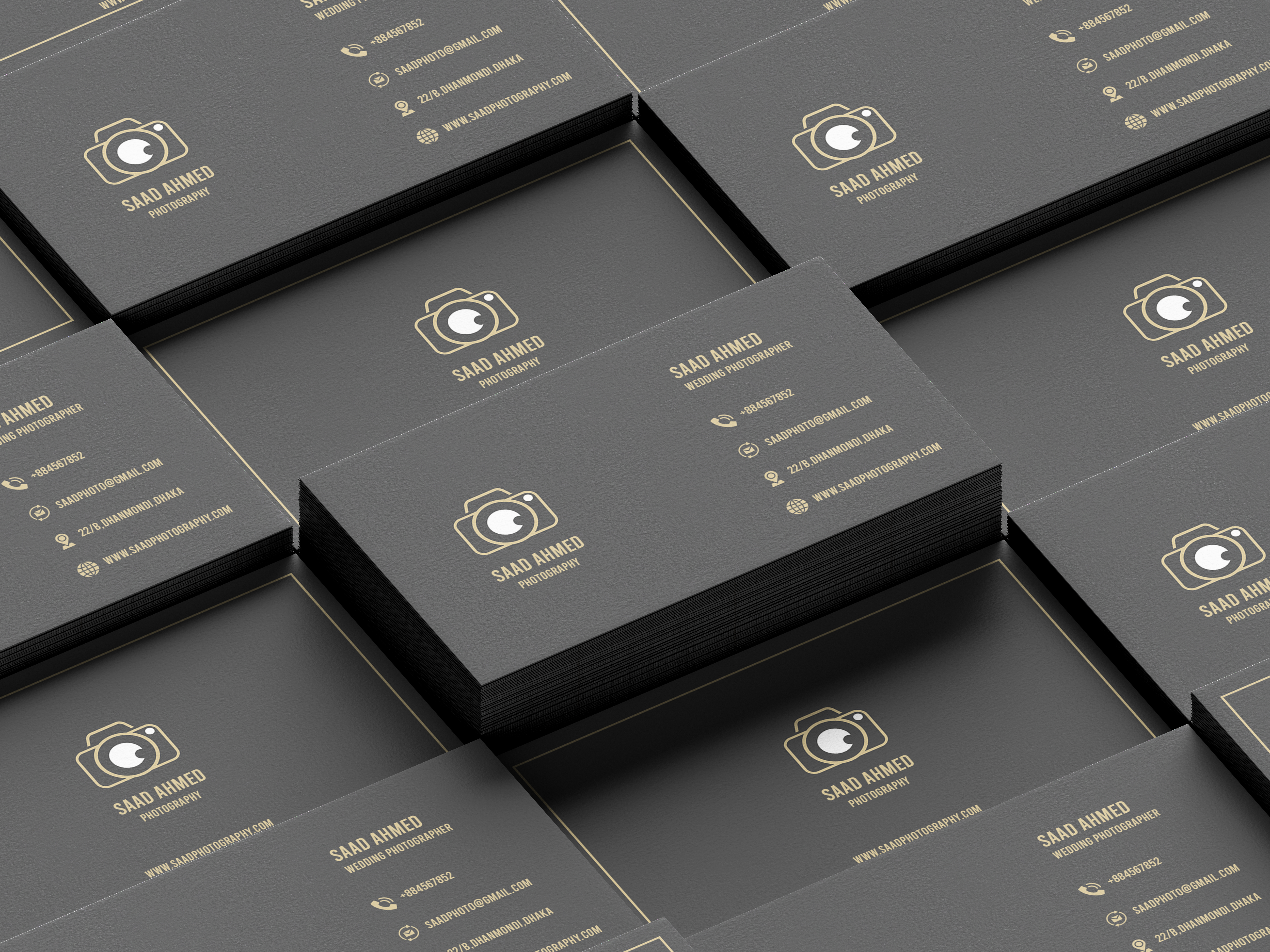 I will design a professional, creative business card in 24 hour