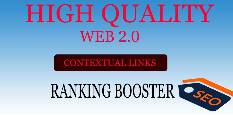 15 Web 2.0 On High Quality DA/PA sites