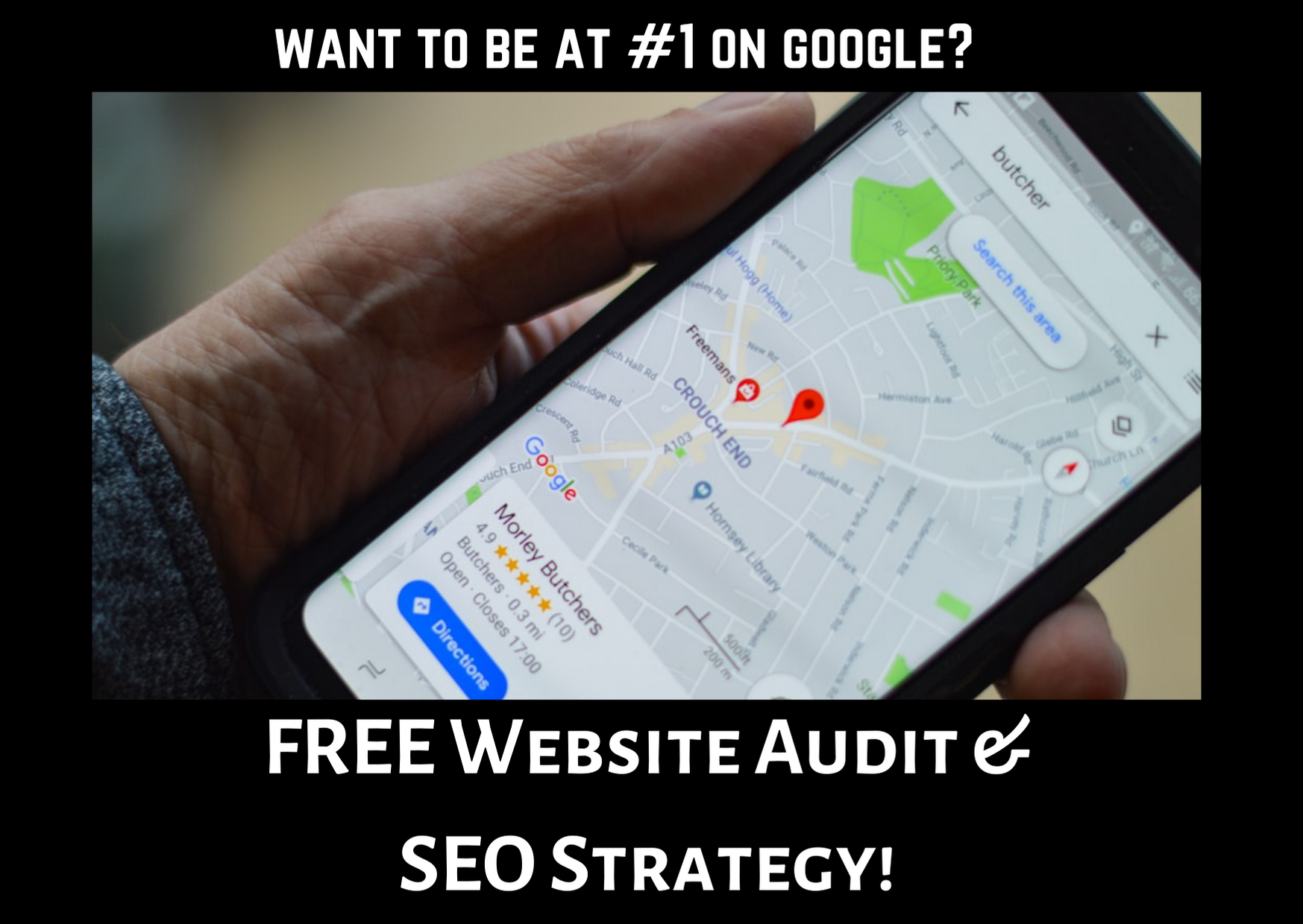 I will do local SEO for your website