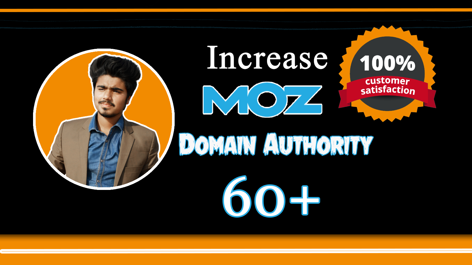 increase moz domain authority da 60 plus with best strategy