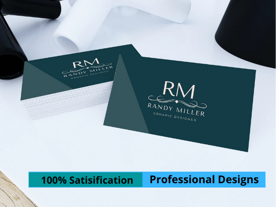 I will Design Professionalize Business Card