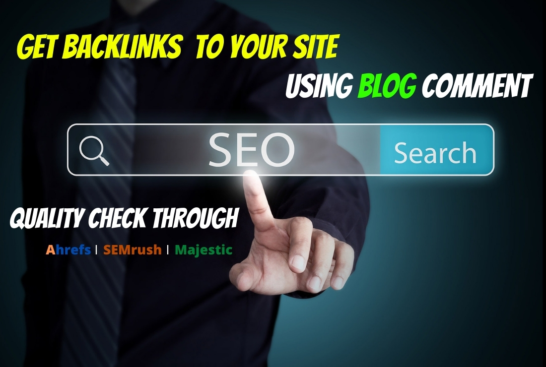 I will write 20 comments on good blogs,  forums,  profiles high quality backlinks