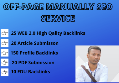 Off Page SEO Services Five in one