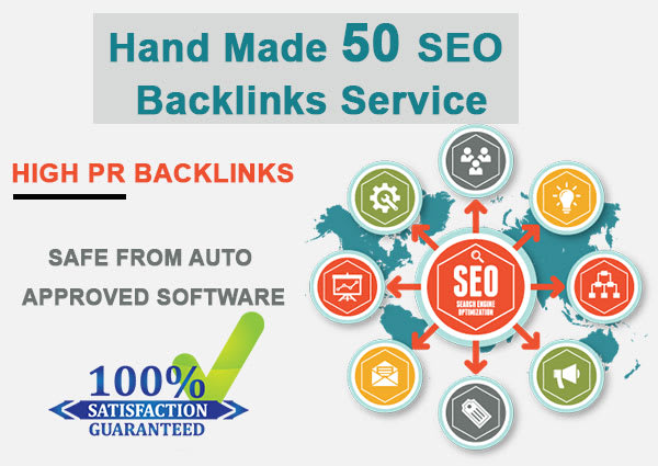 I will create 180 high authority backlinks to rank you first on google