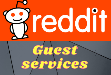Add 5 SUPERSTRONG DA99 Do-Follow Backlinks From Reddit guest post
