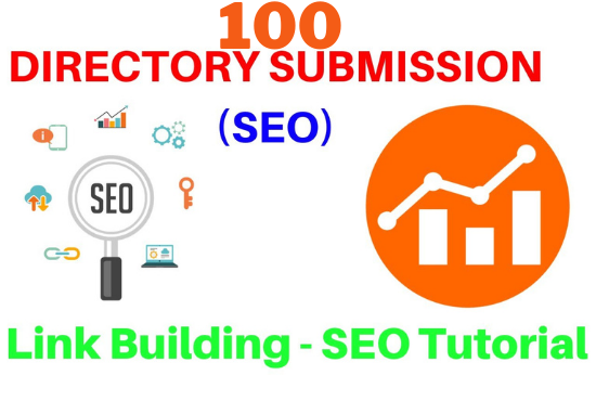 100 High Quality Directory Submission with