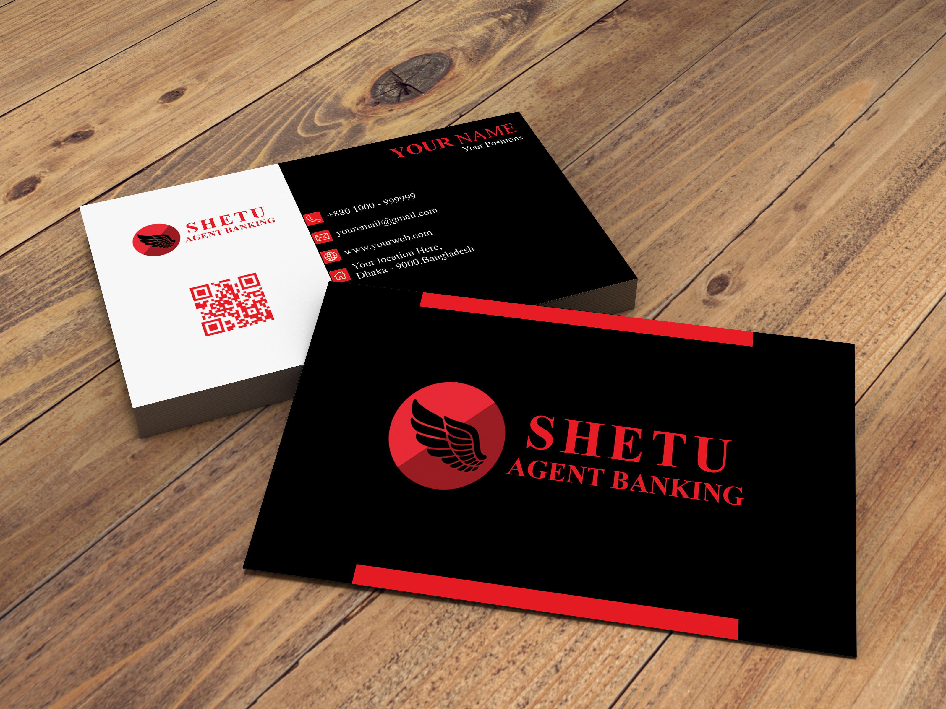I will design unique business card for your business