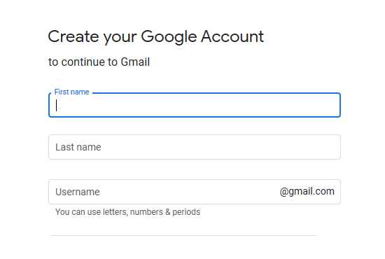 I will provide Mail Account for you