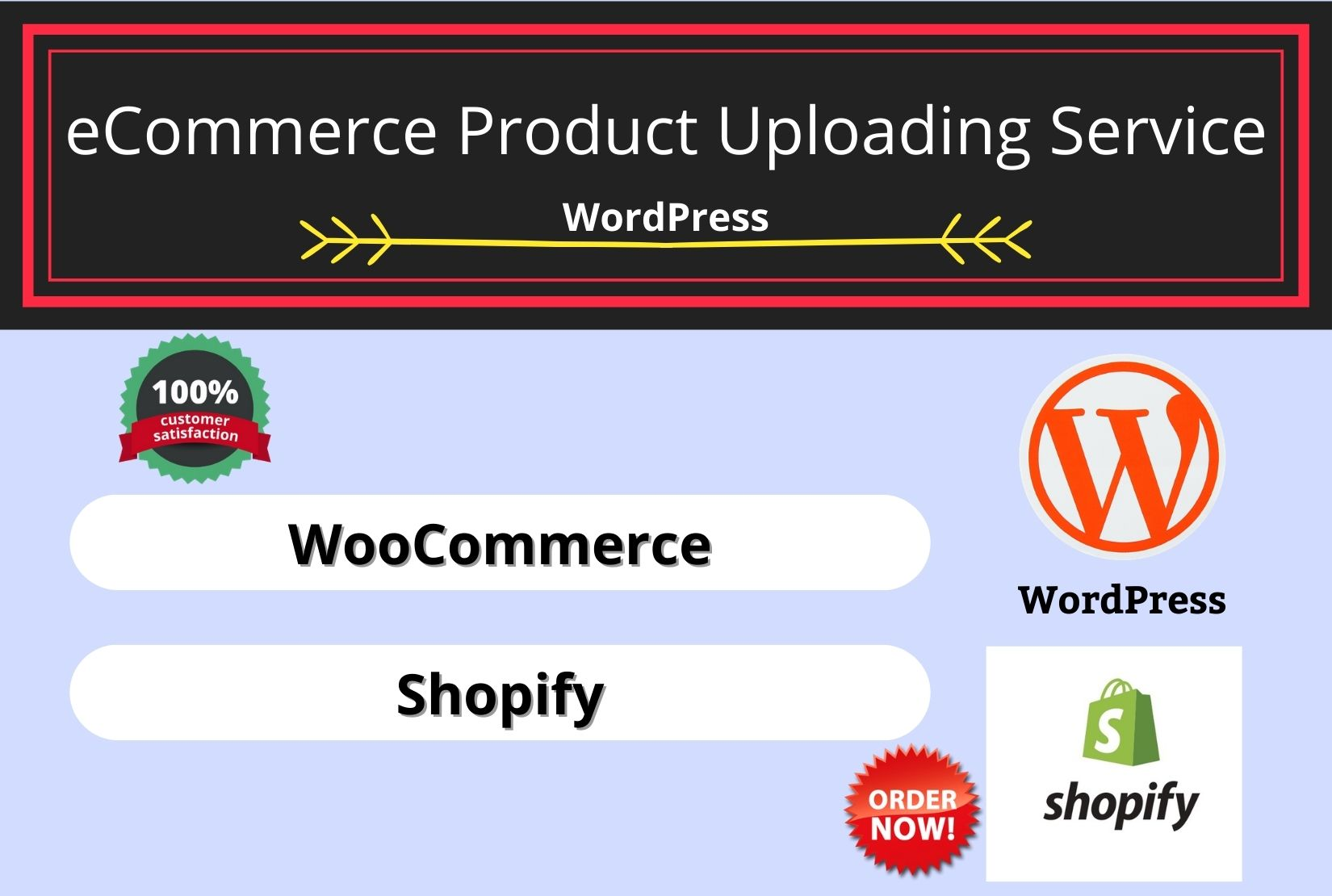I will upload your desired product in woocommerce and shopify store