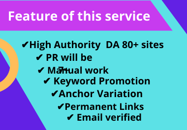 I will Manually build 200 High Authority Do-follow Profile Backlinks for Off Page SEO