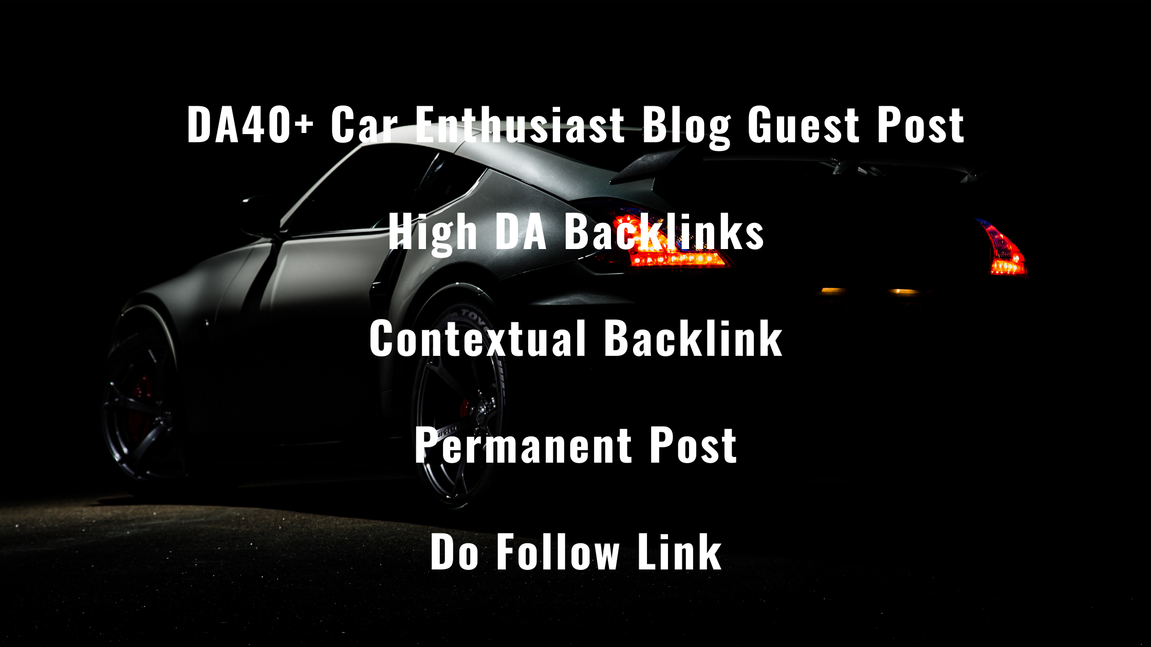 Guest Post on DA47 Auto Blog with HQ Backlink for Automotive