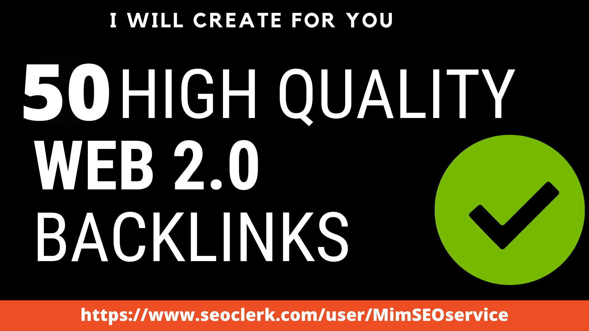 Create 50 Web 2.0 Backlinks Submission From High Quality DA,PR And It Will Be Do-Follow